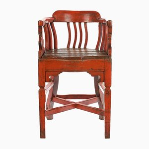 Wooden Chair, 1940s