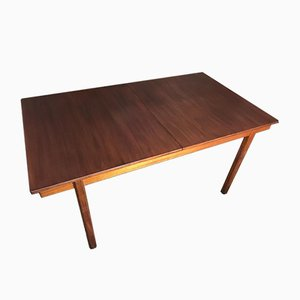 Teak Extendable Table from Mcintosh