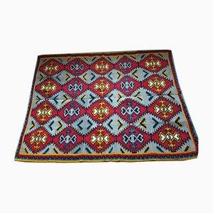 Rumänischer Vintage Kilim Teppich, 1960er