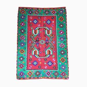 Rumänischer Vintage Kilim Teppich