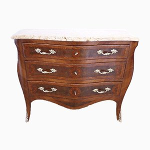 Italian Louis XV Style Chest of Drawers