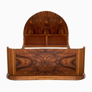 Art Deco Bett