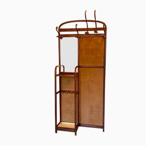 Antique Wall Coat Rack by Michael Thonet