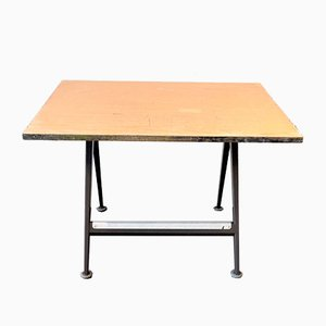 Mid-Century Reply Drafting Work Table by Friso Kramer for Ahrend De Cirkel