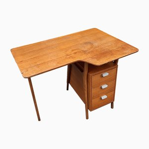 Worktable in the Style of Iro Parisi, 1950s