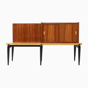 Belgian Modernist Sideboard, 1950s