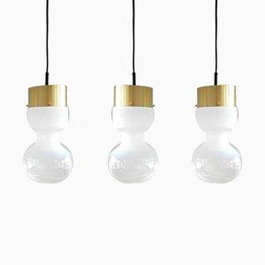 Mid-Century Weerballoon B-1062 Ceiling Lamps from Raak, Set of 3