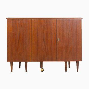 Mid-Century English Metamorphic Sideboard or Desk, 1960s