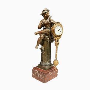 Clock with Pendulum, 1880s
