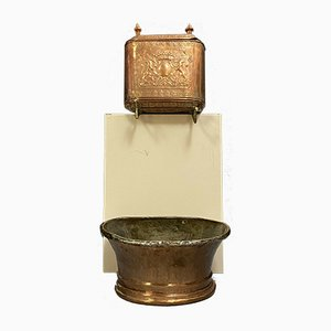 Louis XVI Brass Fountain