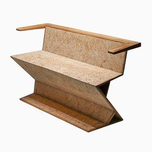 Rietveld Inspired Bench, 2000s