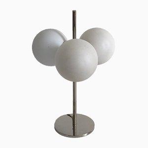 Atomic Sputnik Tischlampe, 1970er