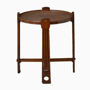 Art Deco Copper Top Table