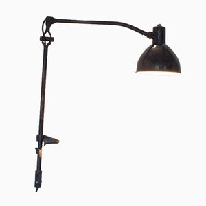 Vintage Clip Table Lamp from Hellux A.-G. HLX