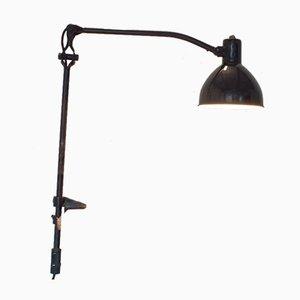 Vintage Clip Tischlampe von Hellux A.-G. HLX