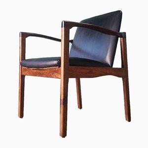 Mid-Century Teak Lounge Chair, 1960s