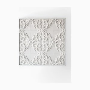 Acanthus Ceramic Decorative Panel #02 by Bevilacqua for MYUP