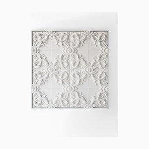 Acanthus Ceramic Decorative Panel #02 by Bevilacqua for MYUP