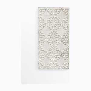 Acanthus Ceramic Decorative Panel #03 by Bevilacqua for MYUP