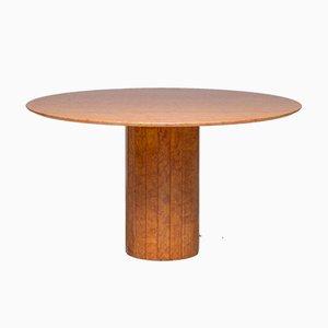 Tavolo da pranzo in marmo, anni '70