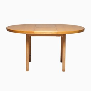 Extendable Dining Table from Robert Sentou, 1950s