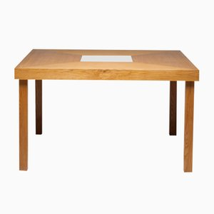 Large Square Dining Table, 1990s