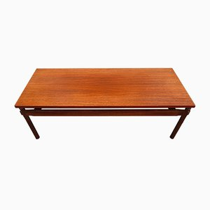 Rosewood Coffee Table by Ico Parisi for Cassina, 1950s
