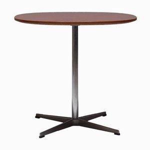 Table de Salle à Manger Super Circulaire par Piet Hein, Arne Jacobsen pour Fritz Hansen, 1960s