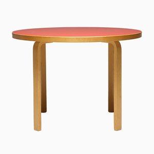 Dining Table by Alvar Aalto for Artek, 1990s