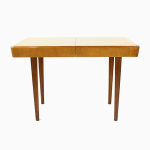 Large Czechoslovak Extendable Dining Table from Mier, 1960s