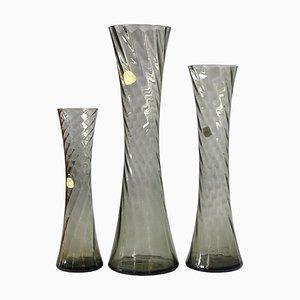 Vasen von Alfred Taube, 1960er, 3er Set