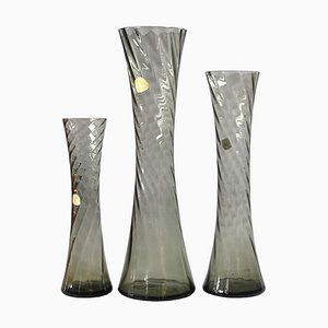 Vases by Alfred Taube, 1960s, Set of 3