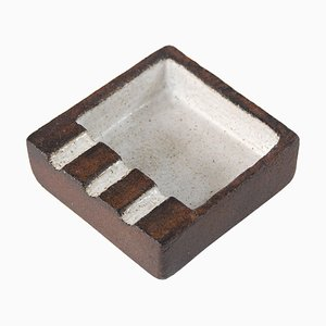 Brutalist Ashtray from Zaalberg, 1960s