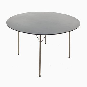 Round Model TM41 Dining Table for Pastoe, 1960s