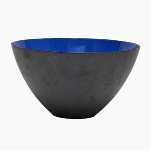 Large Krenit Bowl by Herbert Krenchel for Torben Ørskov, 1960s