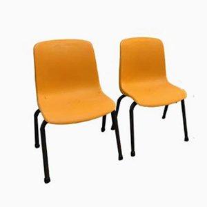 Chaises pour Enfant de Grosfillex, 1960s, Set de 2
