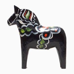 Dalarna Wooden Horse by Nils Olsson, 1960s