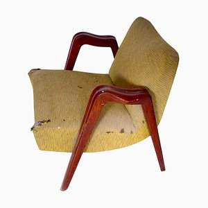 Armchair by Adrian Pearsall, 1950s
