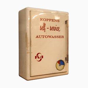 Self-Service Autowasser Schrank von Leo Koppens für Koppens-Automatic, 1970er