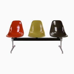 Sitzbank von Charles & Ray Eames, 1970er
