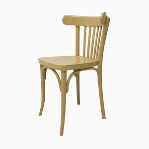 Bugholz Stuhl aus Buche von Thonet, 1950er