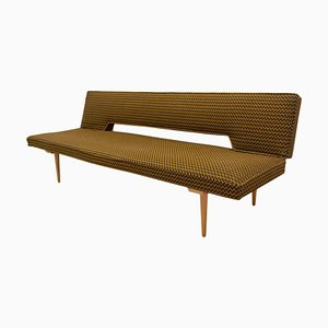 Mid-Century Adjustable Sofa Bench by Miroslav Navratil, Czechoslovakia, 1960s