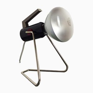 Mid-Century HP 3202 Atomic Desk Lamp from Philips, 1970s