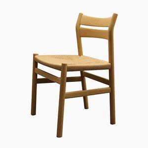Mid-Century BM1 Stuhl von Borge Mogensen für C.M. Madsen
