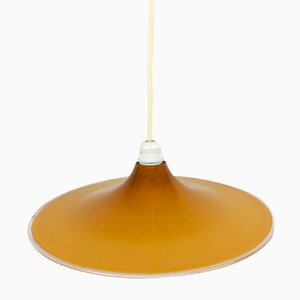 Italian Space Age Murano Glass Pendant Lamp, 1970s