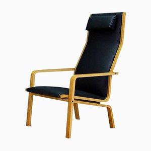 Danish Armchair by Arne Jacobsen for Fritz Hansen, 1960s