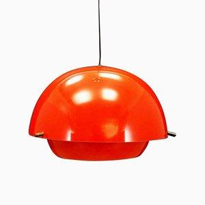 Mid-Century Scandinavian Lamp, 1960s