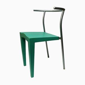Grüner Dr. Globe Collection Stuhl von Philippe Starck für Kartell, 1988