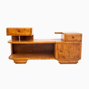 Mid-Century Art Deco Polish Sideboard with Drawers