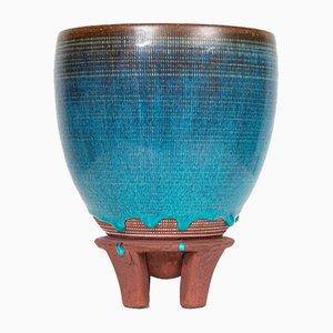 Ceramic Vase by Wilhelm Kåge for Gustavsberg, 1950s